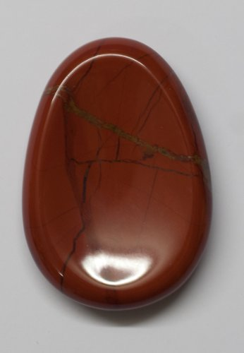 edelsteine daumenstein roter jaspis - Edelsteine, Daumenstein, roter Jaspis