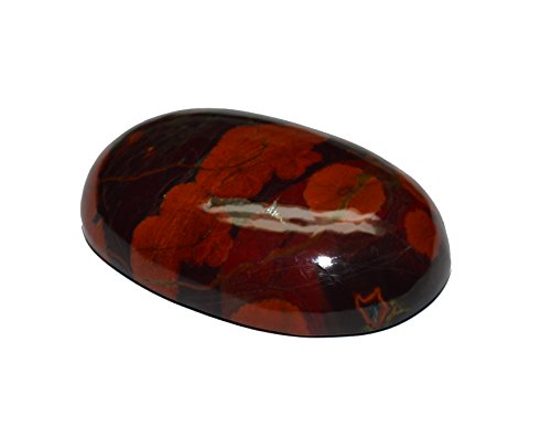 jaspis edelstein cabochon schliff oval 97 47 karat - Jaspis Edelstein cabochon Schliff oval 97.47 karat